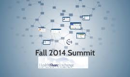 2014 Fall Summit