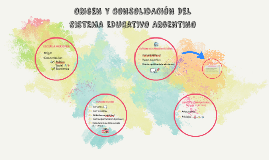 ORIGEN Y CONSOLIDACIÓN DEL SISTEMA EDUCATIVO ARGENTINO