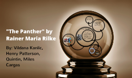 "Copy of ""The Panther"" by Rainer Maria Rilke"