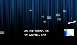 Software costos ABC
