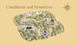 Conditions and Resources 2016