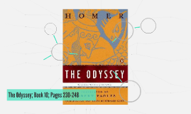 The Odyssey; Book 10