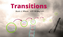 ATP Lab: Transitions