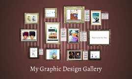 My Graphic Design Gallery