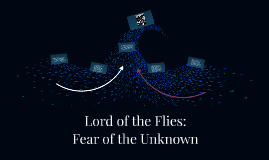lord of the flies fear of the unknown by hannah s on prezi