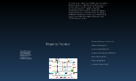 Proyecto Tecnico