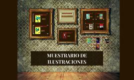 MUESTRARIO DE ILUSTRACIONES