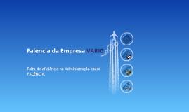 Copy of FALÊNCIA DA EMPRESA VARIG