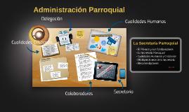 Administración Parroquial