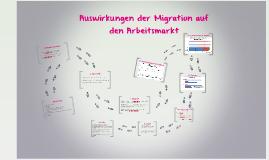 Auswirkungen der Migration auf den Arbeitsmarkt