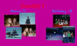 Cassidy's Prezi :D