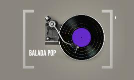 BALADA POP
