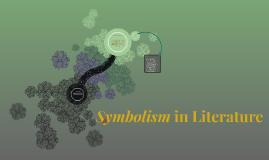 ENG3U: Symbolism