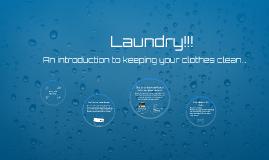 Laundry!!!