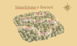 Copy of Maneirismo e Rococó
