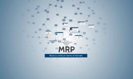 MRP - Planeación de Requeremientos de Materiales