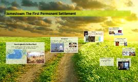 Jamestown: The First Permanent Settlement