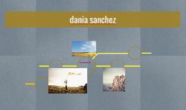 dania sanchez