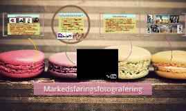 Markedsføringsfotografering
