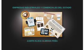 Copy of EMPRESAS INDUSTRIALES Y COMERCIALES DEL ESTADO Y SOCIEDADES