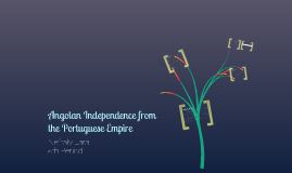 AP World History: Unit VI: Angolan Independence from the Portuguese Empire
