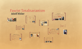 Fascist Totalitarianism