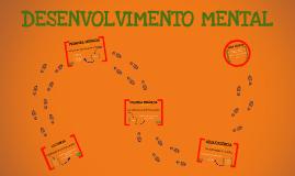 Desenvolvimento mental