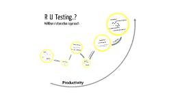 WillDom - R  U  Testing..?