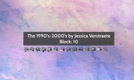 1990's-2000's