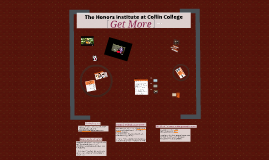 Copy of The Honors Institute at Collin College