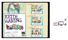 KS3 / Cover / Keith Haring