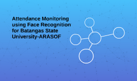 Attendance Monitoring using Face Recognition for Batangas St