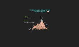 MATERIALES DE ARRASTRE POR EROSIÓN HÍDRICA