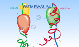 FESTA FAMATUAK