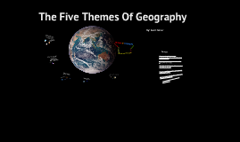 Copy of 5 Themes of Geography:Europe Edition