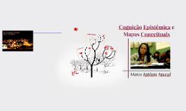 Copy of Cognição Epistêmica e Mapas Conceituais