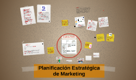 Planificación Estratégica de Marketing