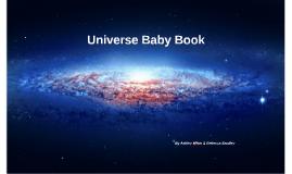 Universe Baby Book