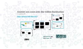 Animer son cours avec des vidéos d'animation #2