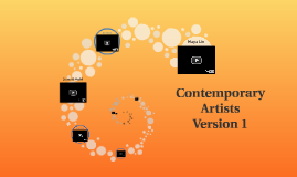 Contemporary Artists