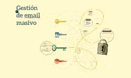 Gestión de email masivo