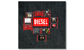 Diesel Re-brand and Re-positioning
