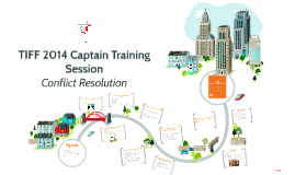 TIFF 2014 Captain Training Session