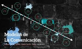 Modelos de comunicación - D y C II
