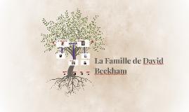 Copy of La Famille de David Beckham