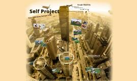 Senior Self Project- Google SketchUp Gallery