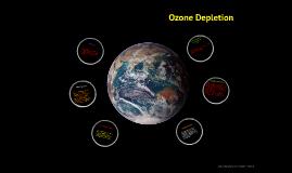 Copy of Ozone Depletion