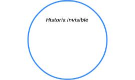 Historia invisible