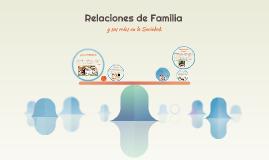Relaciones de Familia