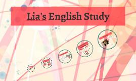 Lia's English Study